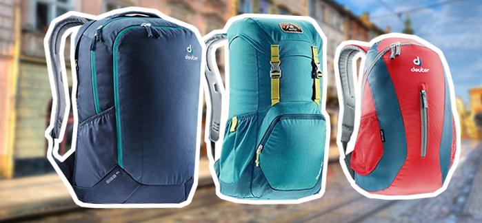 Рюкзаки для путешествий Dauter