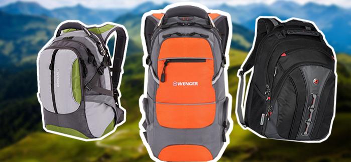 Рюкзаки для путешествий Wenger