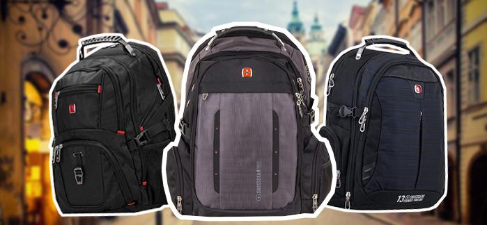 Рюкзаки Swissgear