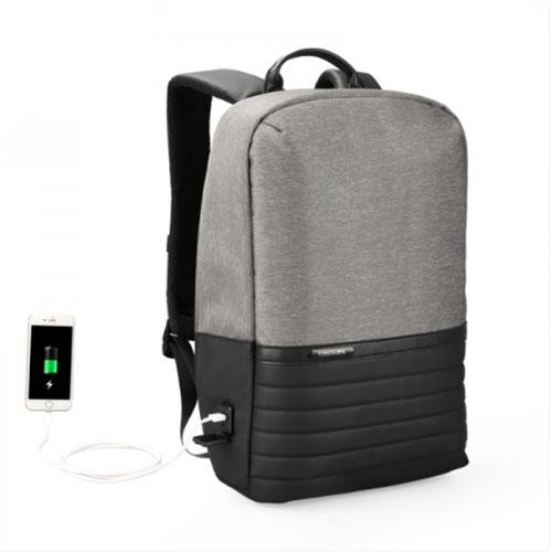 Городской рюкзак антивор с защитой от карманников