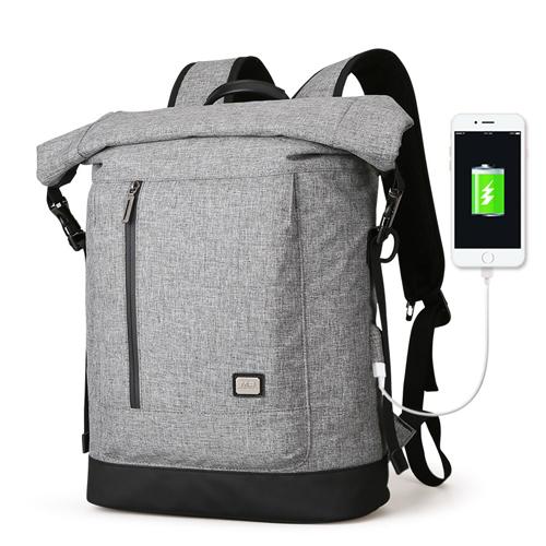 Практичный рюкзак Mark Ryden Clever с USB серый
