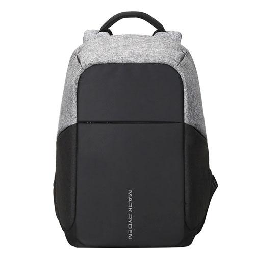 Городской рюкзак антивор Safe Contrast с USB входом