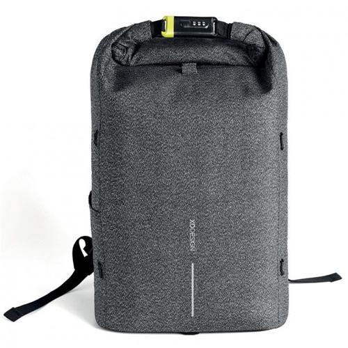 Рюкзак против краж Bobby Urban anti-theft cut-proof Grey