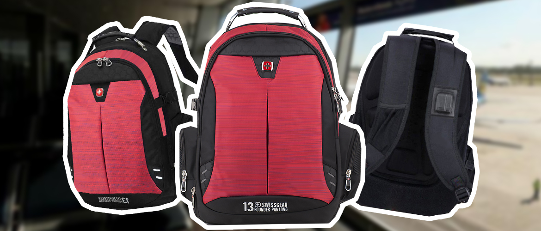 Лучший женский рюкзак для ручной клади -SwissGear 5019