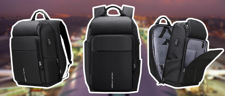Лучший рюкзак для ручной клади 50х20х40 -Mark Ryden Max Large