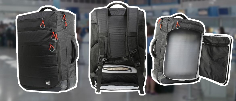 Лучший рюкзак для ручной клади 55х40х20 -Cabin MaxSantiago