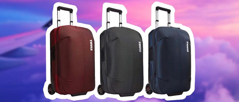 Thule Subterra Carry-On 36L — самый технологичный чемодан для ручной клади