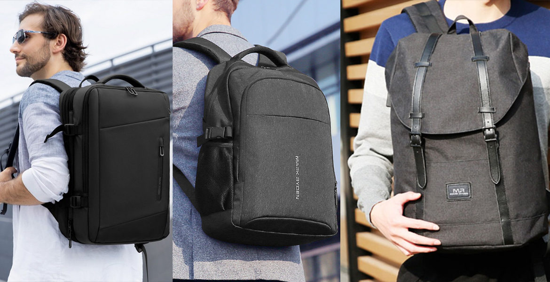 Как носить рюкзак мужчине