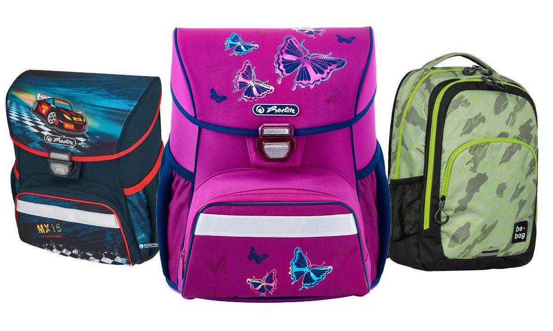 Лучший рюкзак для первоклассника  - Рейтинг брендов