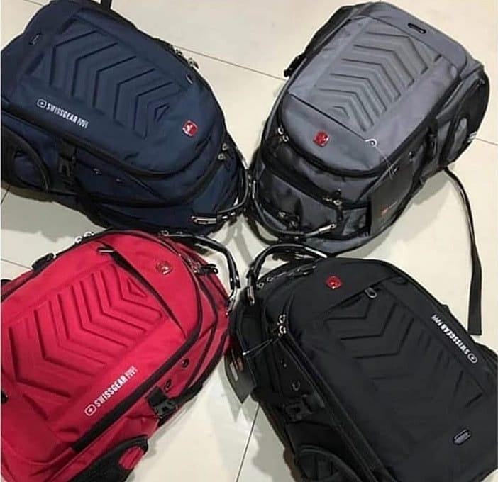 Swissgear - лучшие швейцарские рюкзаки