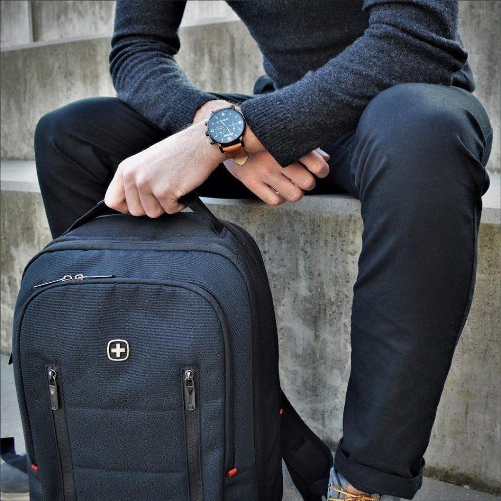 Wenger - популярные рюкзаки из швейцарии
