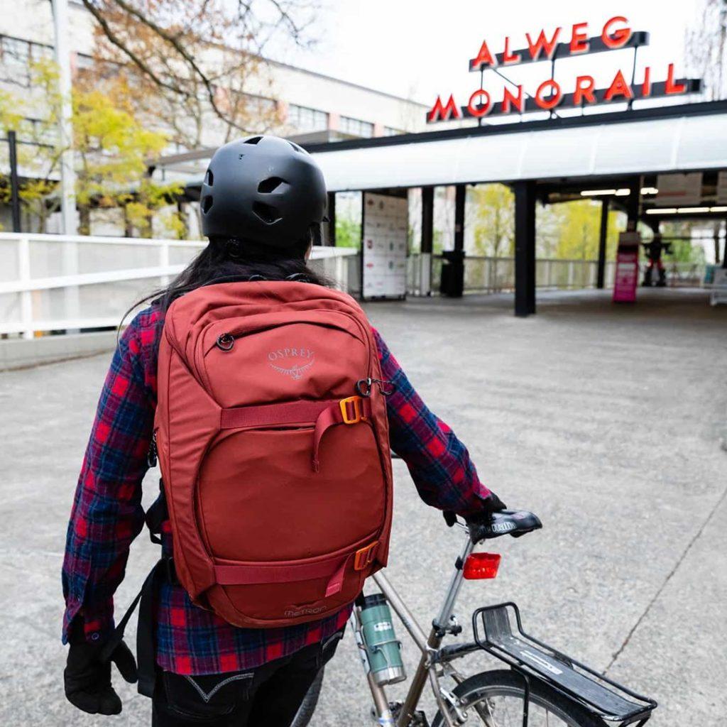 Osprey - лучшие спортивные мужские рюкзаки для города и путешествий