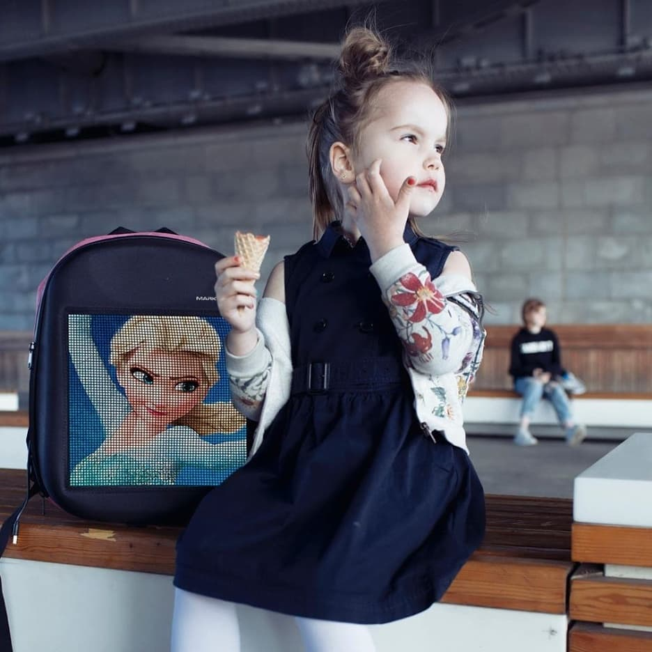 Сумки и рюкзаки Mark Ryden - история бренда