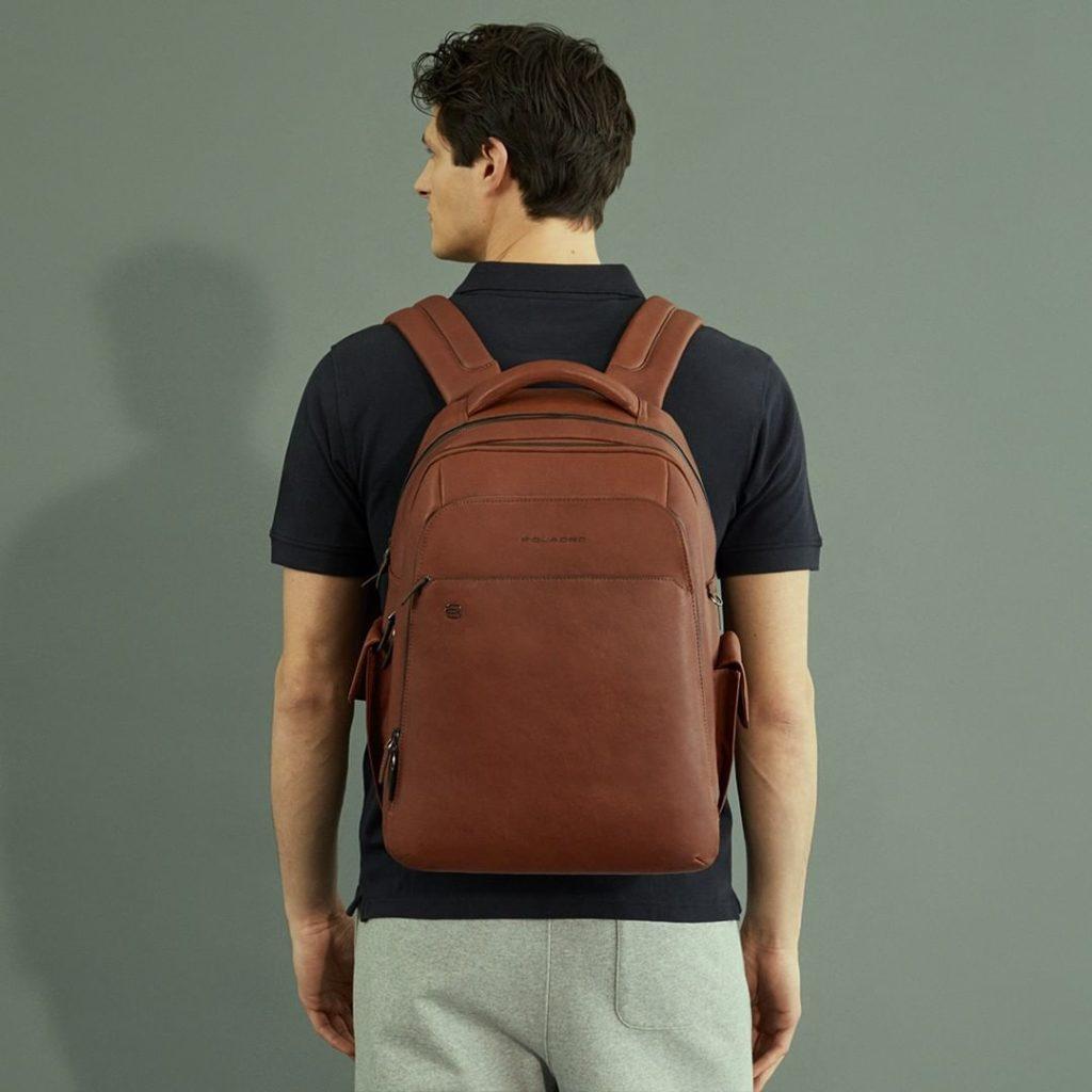 Piquadro - лучшие кожаные рюкзаки