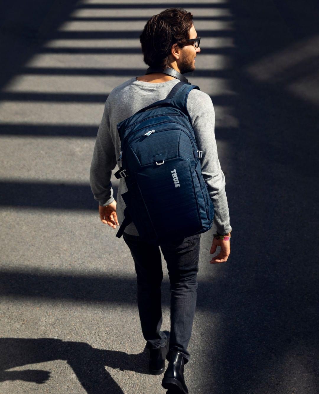 Thule - лучшие мужские городские рюкзаки для путешествий